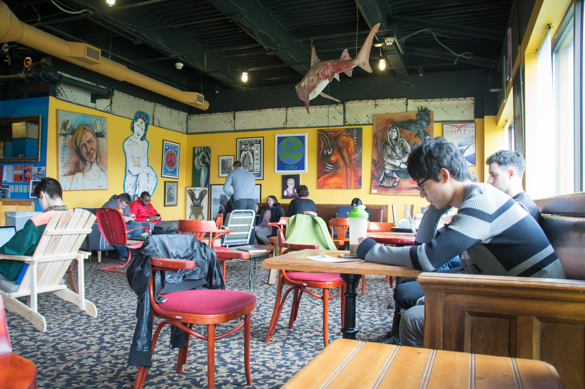Java Wally's | Dining Services