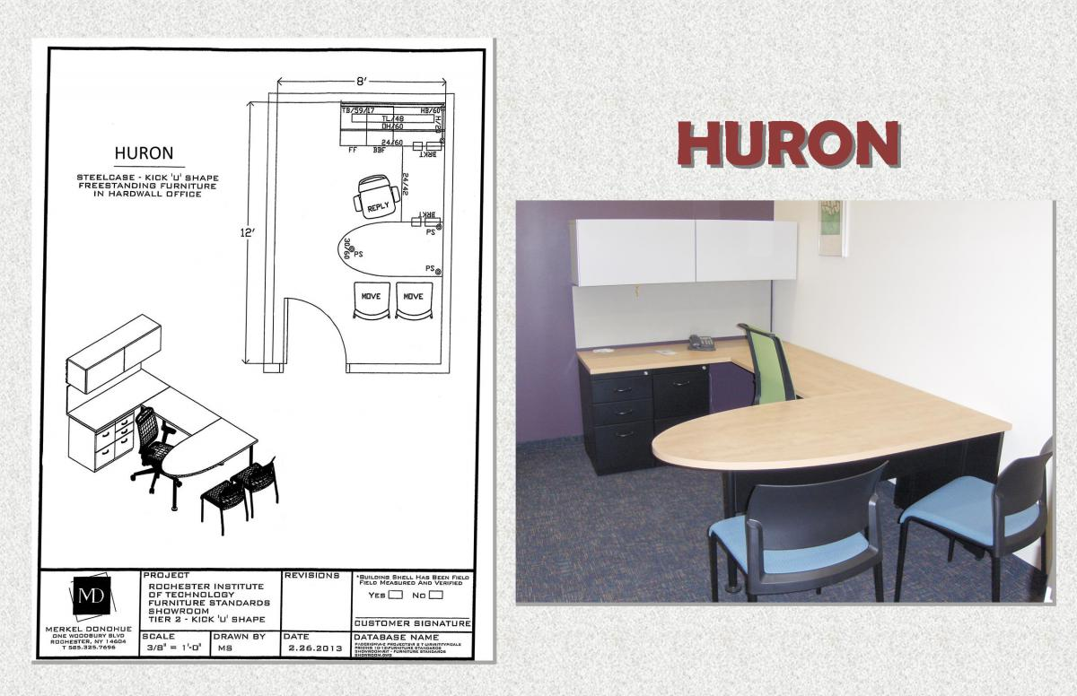 Furniture standards procurement services for Office design guidelines