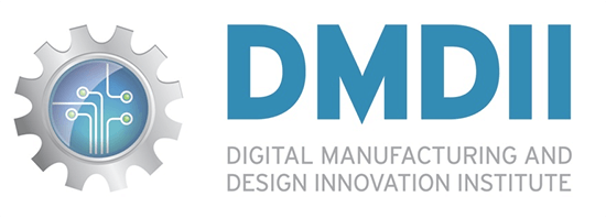 Digital Manufacturing and Design Innovation Institute logo