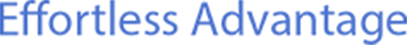 Effortless Advantage logo