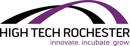 High Tech Rochester logo