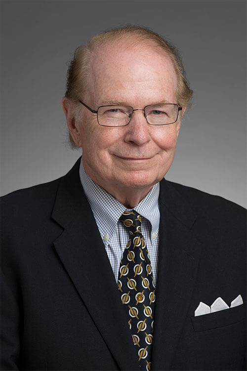 Portrait of Bill Buckingham