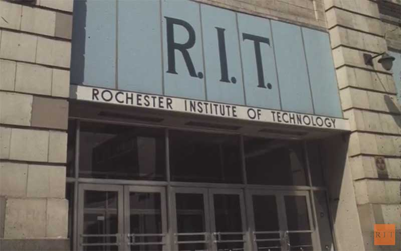 Memories of RIT's Downtown Campus