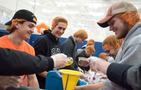 RIT preps 50,000 meals on Giving Tuesday