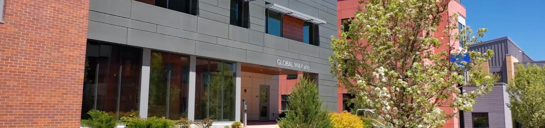 Global Village on-campus apartments at RIT