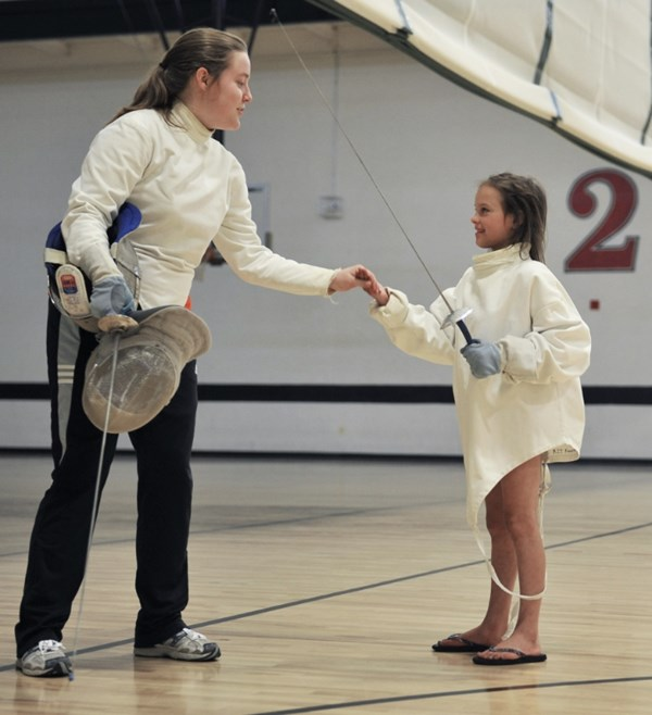 En Garde! Learn to Fence with RIT Fencing Club
