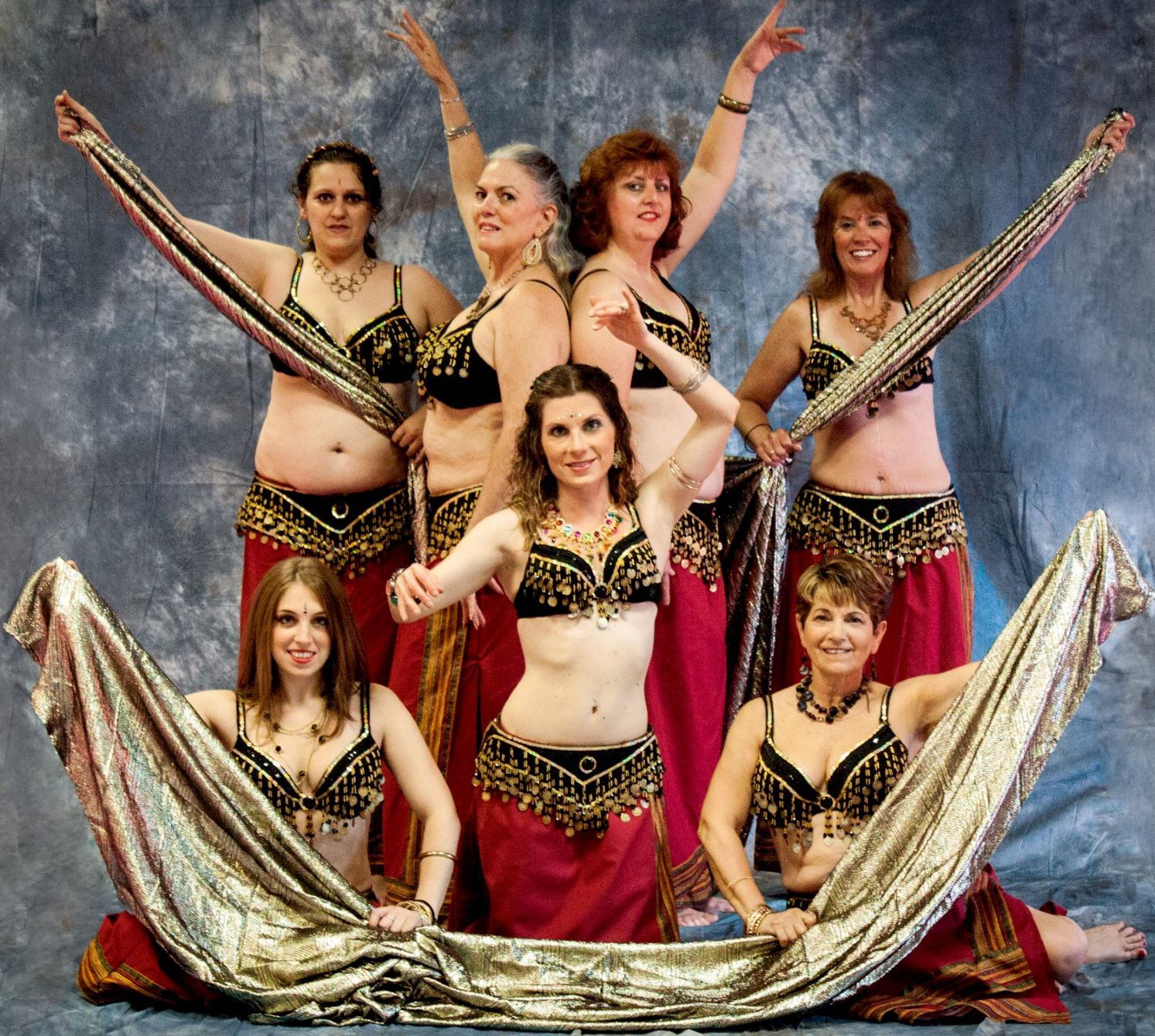 Desert Rhythms Belly Dance
