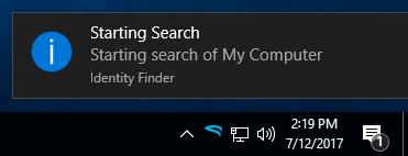 Windows Spirion End User Documentation | Information