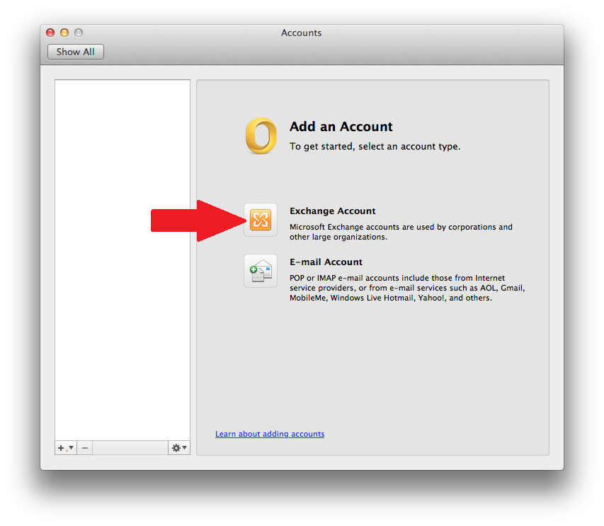 how to set up email account on mac computer