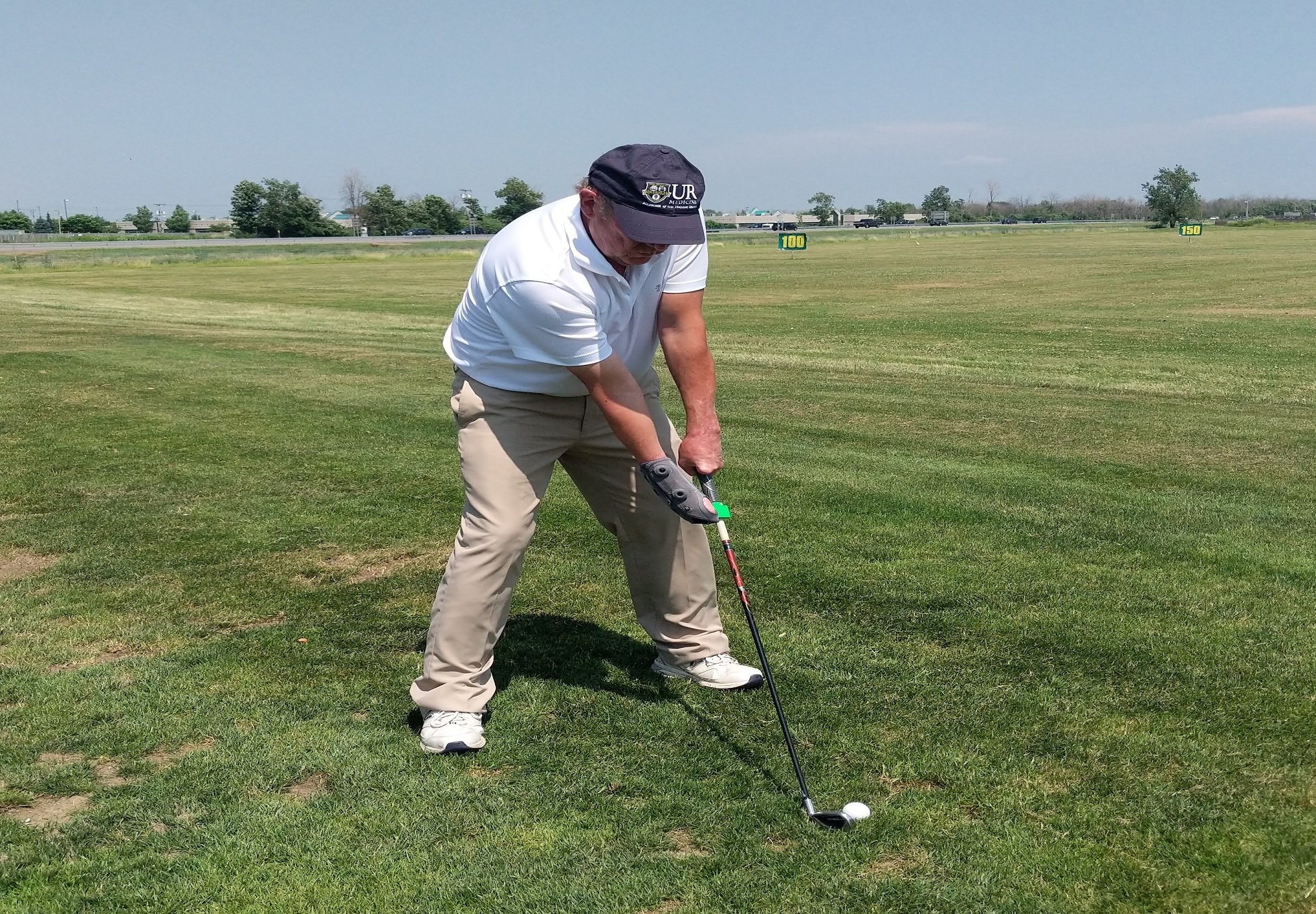 Golfer Gary 2.0
