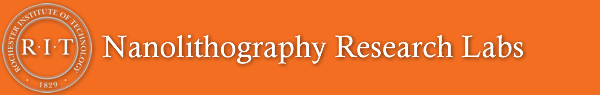 RIT Center for Nanolithography Research