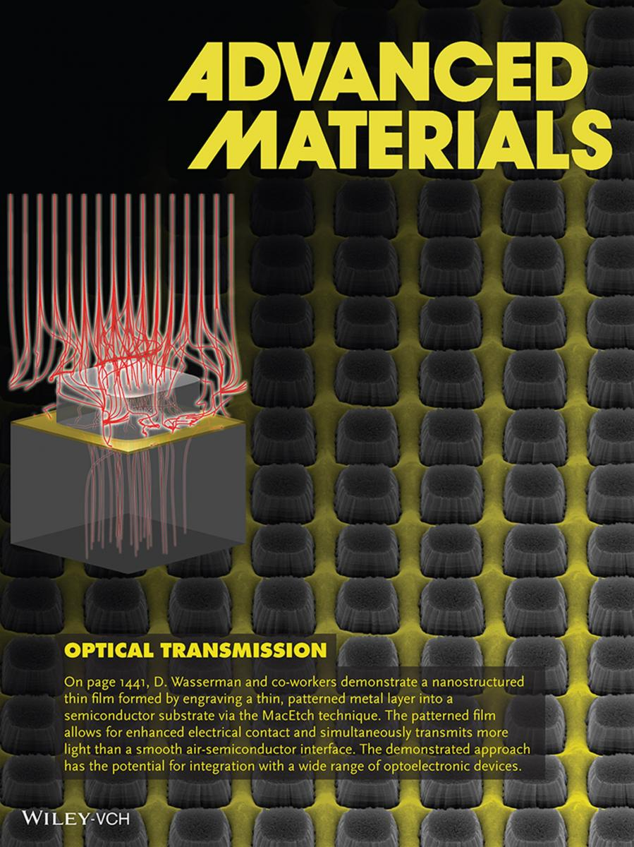 Enhanced Optical Transmission through MacEtch-Fabricated Buried Metal Gratings