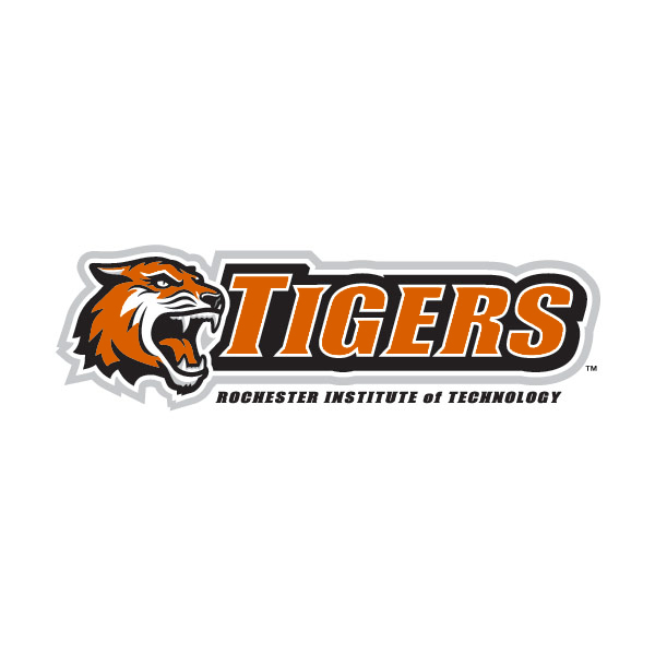 RIT athletics secondary logo