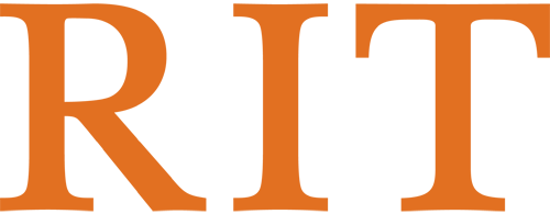 Orange RIT Logo