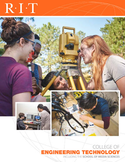 RIT Engineering Technology Viewbook