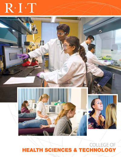 RIT Health Sciences and Technology Viewbook