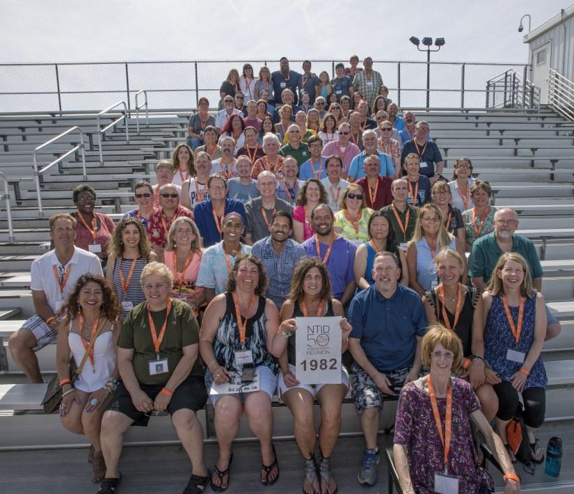 Enrollment class of 1982