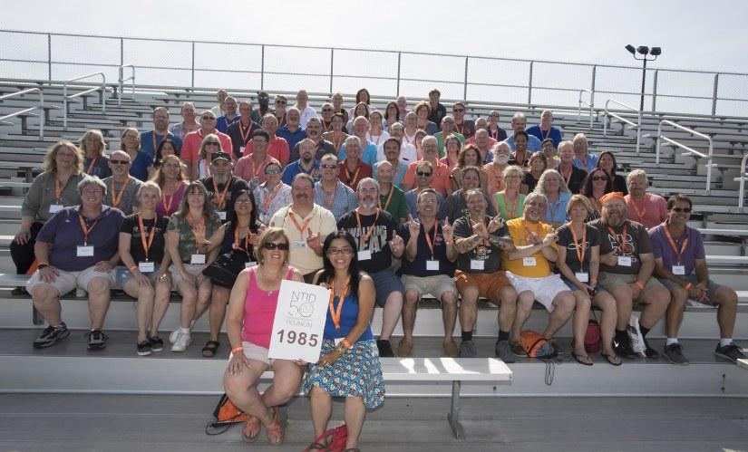 Enrollment class of 1985