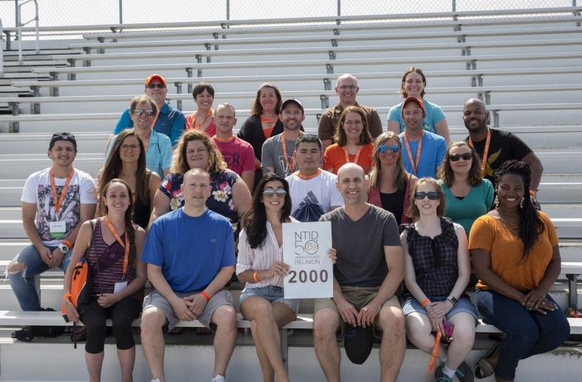 Enrollment class of 2000