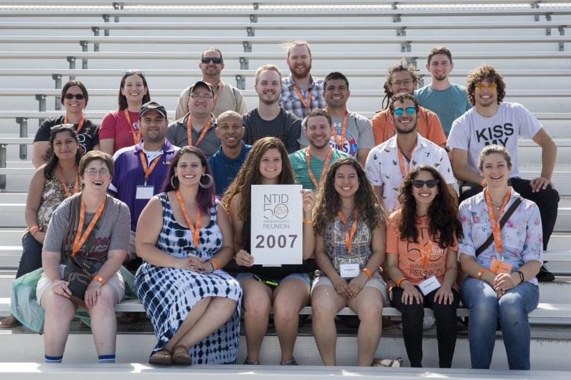 Enrollment class of 2007