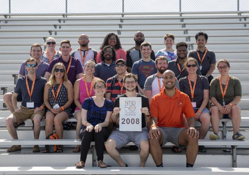 Enrollment class of 2008