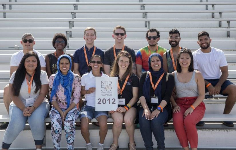 Enrollment class of 2012