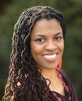 Head shot of Kristi Merriweather
