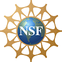 Logo of NSF and link to NSF Website