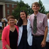 Pankos white coat ceremony