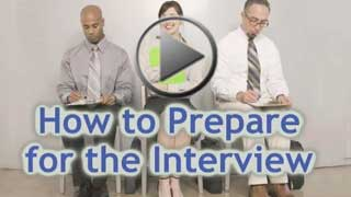 Video about interviewing