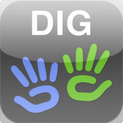 DIG icon for app