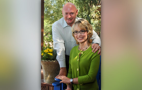 Mark Kelly and Gabrielle Giffords to speak at RIT