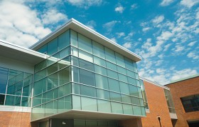A grand opening celebration to officially open Sebastian and Lenore Rosica Hall will be held Oct. 11.