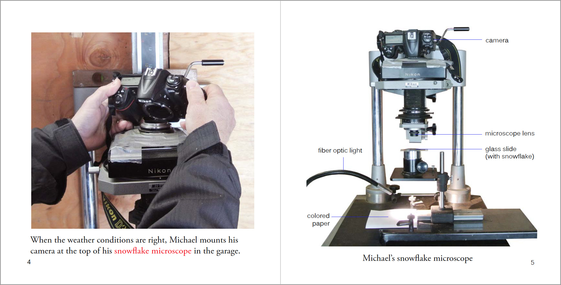 lens and microscope One way of increasing the optical resolving power of the microscope is to use immersion liquids between the front lens of the objective and the cover slip.