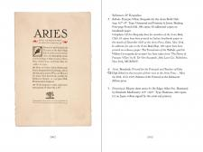 The Aries Press of Eden, N.Y.