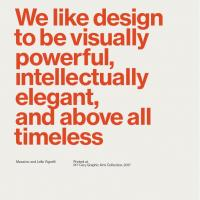 Vignelli Broadside