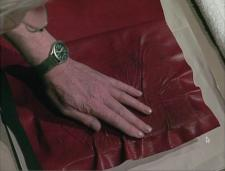 A Decorative Leather Covering Technique, DVD