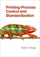 Printing-Process Control and Standardization