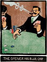 Greeting Cards: Poker Woodcuts