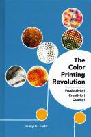 Color Printing Revolution - Productivity! Creativity! Quality!