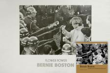 Bernie Boston book and poster set