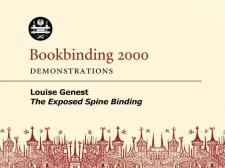The Exposed Spine Binding, DVD