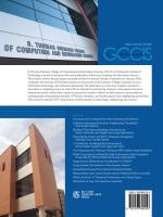 Advancing Computing and Information Sciences