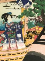 Greeting Cards: Japanese Woodblock Color Prints