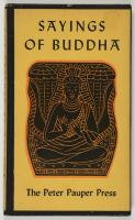Sayings of Buddha