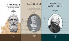 Philosophy Set: Epicurus, Lucretius, Adam Smith