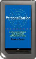 Personalization, ebook