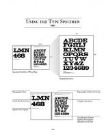 A Specimen Portfolio of Wood Type in the Cary Collection