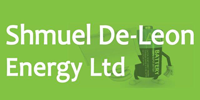 Shmuel De-Leon Energy Ltd Logo