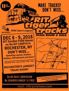 2018 Tiger Tracks Flyer